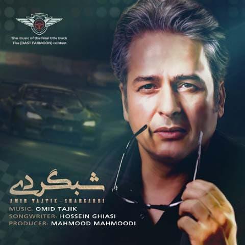 دانلود آهنگ امیر تاجیک به نام شبگردی