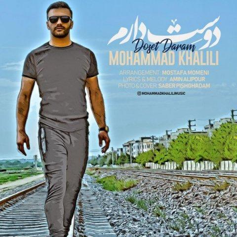 دانلود آهنگ محمد خلیلی دوست دارم