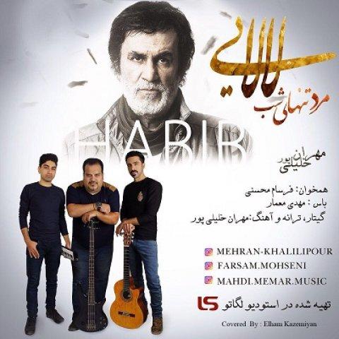 دانلود آهنگ مهران خلیلی پور لالایی حبیب