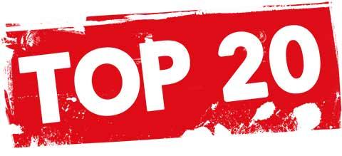 Top 20 Music