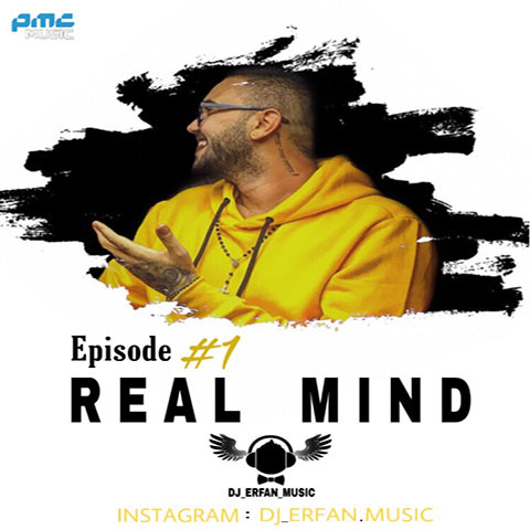 دانلود پادکست دی جی عرفان Real Mind E1