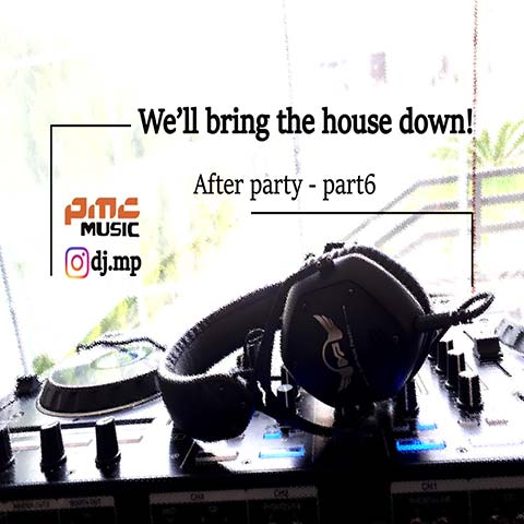 دانلود پادکست دی جی ام پی After Party E6